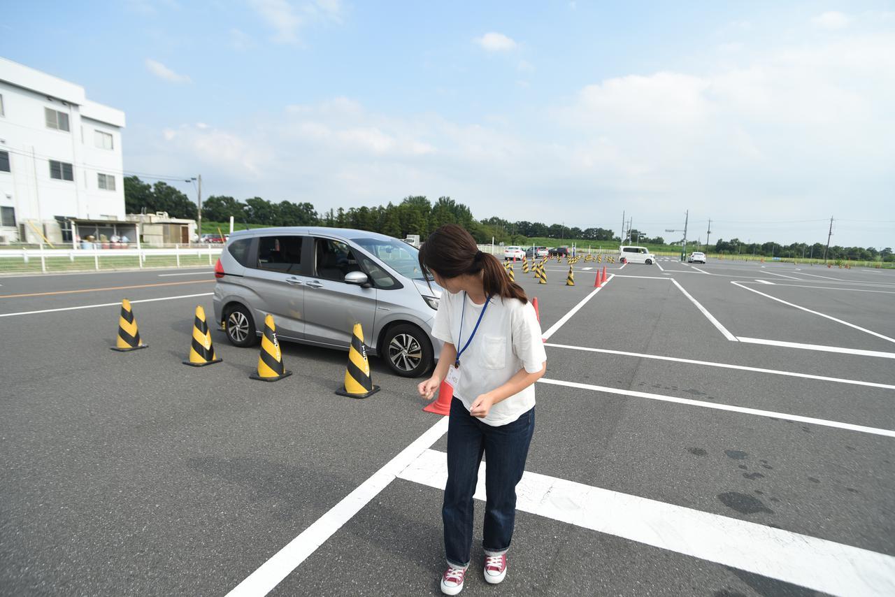 画像18: 脱!ペーパードライバー!Hondaドライビングスクールに挑戦!【後編】