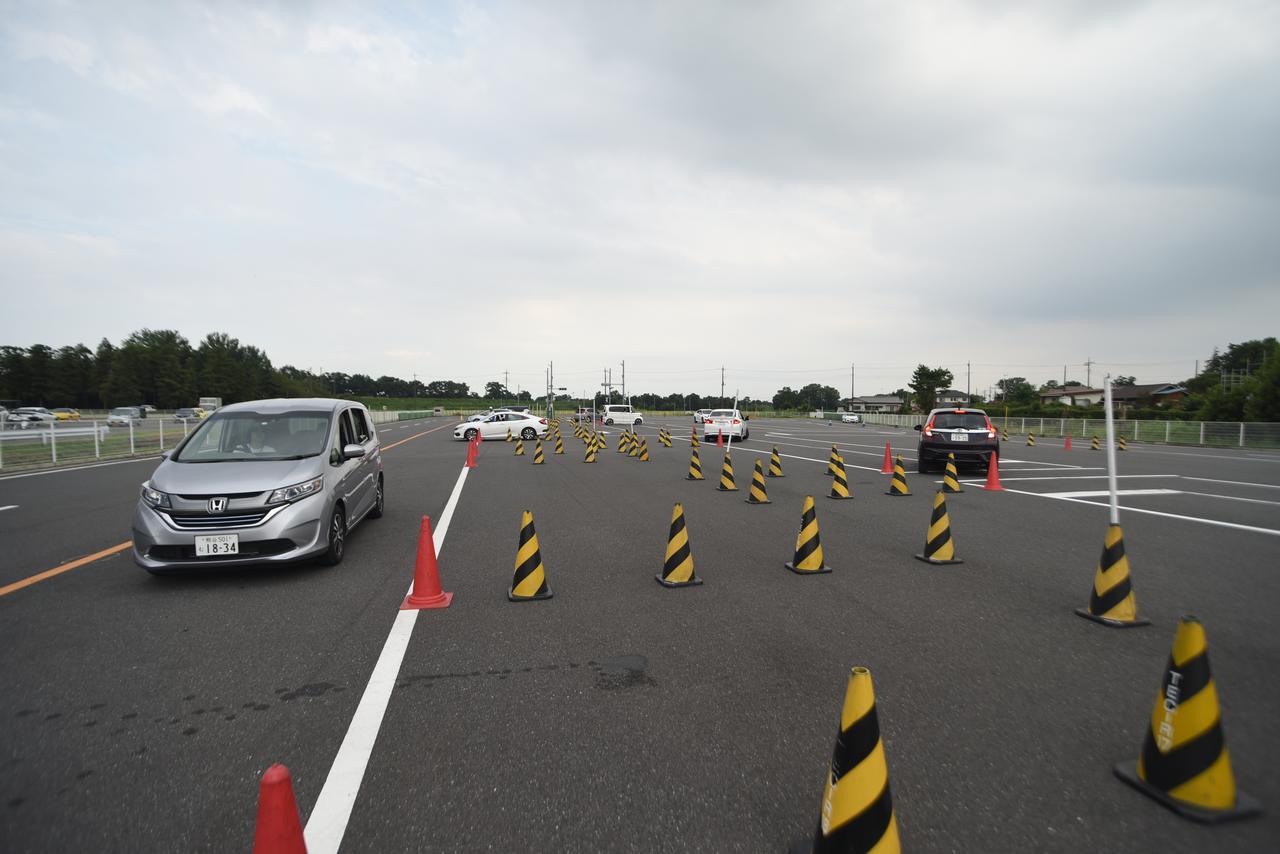 画像21: 脱!ペーパードライバー!Hondaドライビングスクールに挑戦!【後編】
