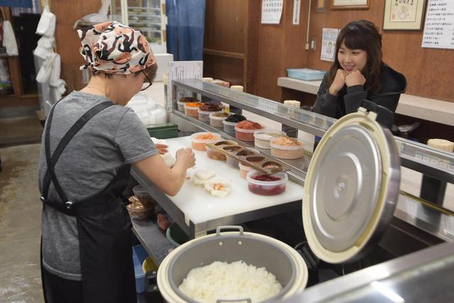 画像6: ほかほか美味しい手作りおにぎり屋にモンキー125で行ってみた!【声優・西田望見のA Little♡Rider @モンキー125 バナナイエロー】
