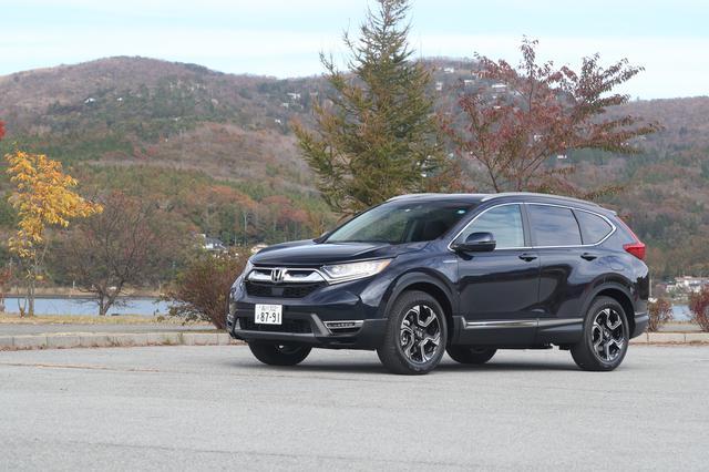 画像: 価格帯は、EX FF 5人乗り3,290,100円(税込)〜ハイブリッドEX 4WD マスターピース 5人乗り4,441,800円(税込)。