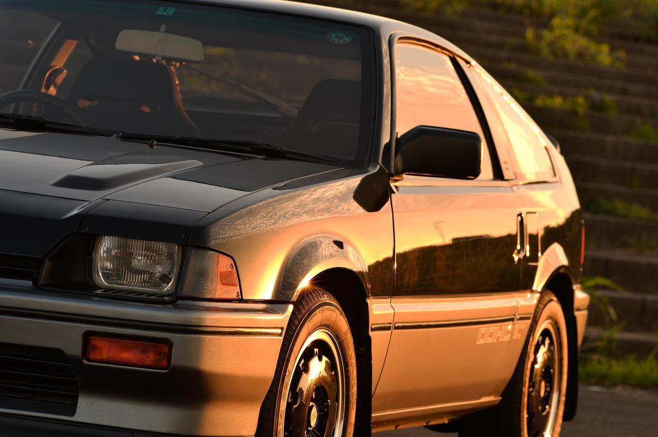 画像: オドメーター68万キロ超えるほどCR-Xを愛したカメラマンの初めての愛車って?【地球に帰るまで、もう少し。その2】 - A Little Honda   ア・リトル・ホンダ(リトホン)