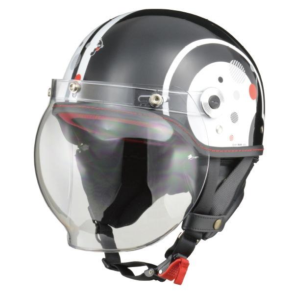 画像: Honda くまモンヘルメット www.honda.co.jp