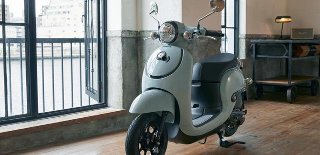 画像: ジョルノ www.honda.co.jp
