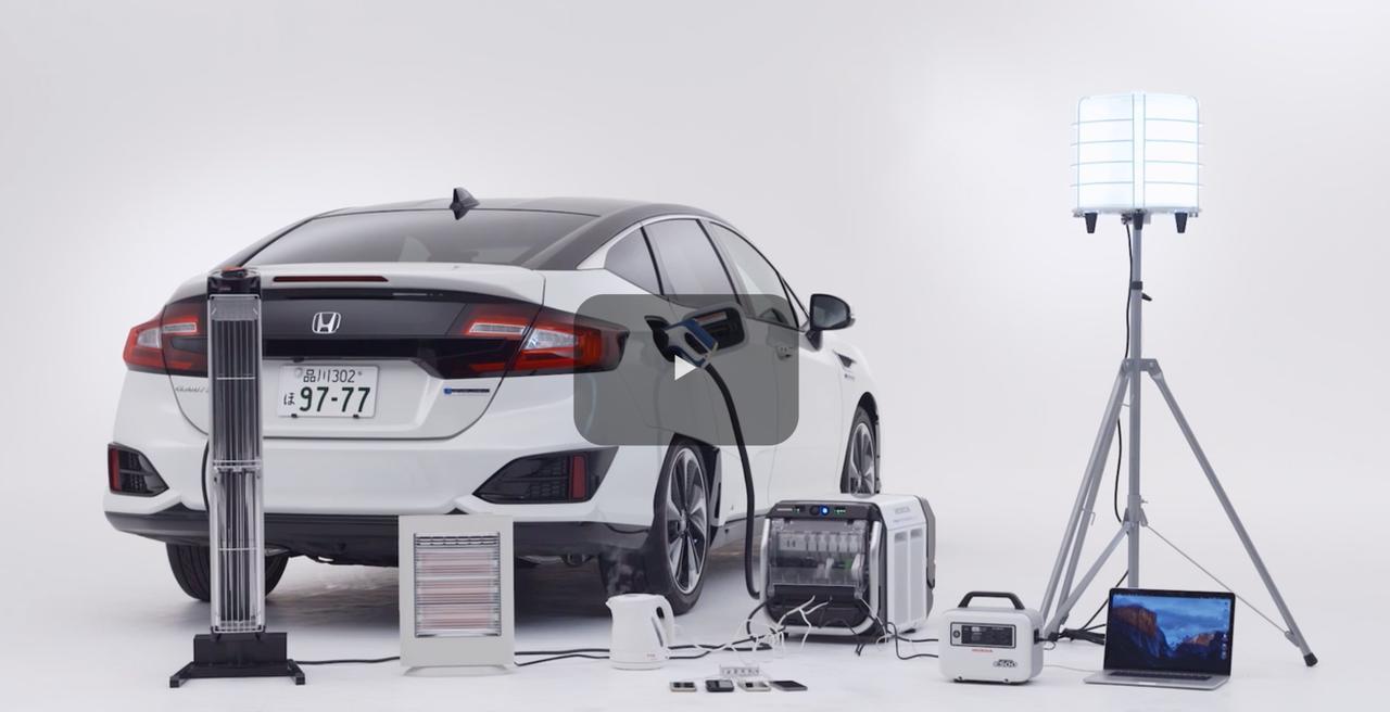 画像: 車を「走る電源」として使う方法:Honda POWER EXPORTER9000がすごい - A Little Honda | ア・リトル・ホンダ(リトホン)