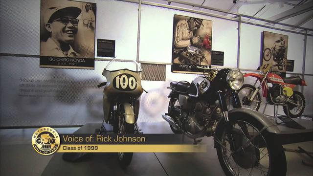 画像: AMA Motorcycle Hall of Fame: Where Heroes Belong youtu.be