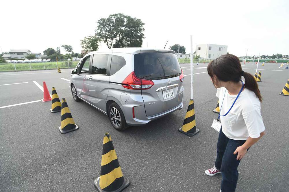 画像16: 脱!ペーパードライバー!Hondaドライビングスクールに挑戦!【後編】
