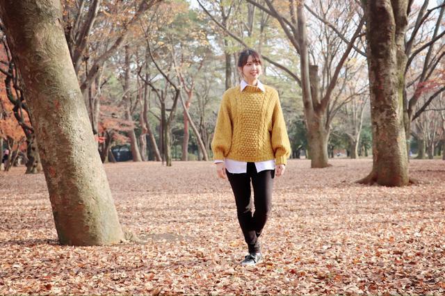 画像1: 代々木公園で冬とスイーツを堪能