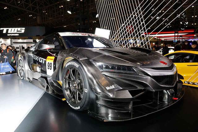 画像: SUPER GTシリーズ 参戦予定車両がオニカッコいい!