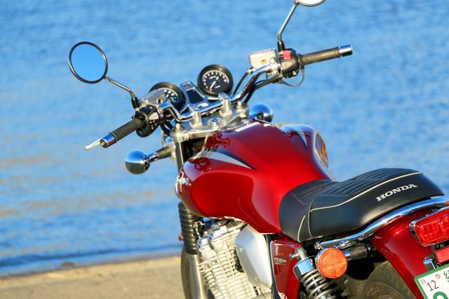 画像6: CB1100EXは『バイクと一緒に走る』バイク