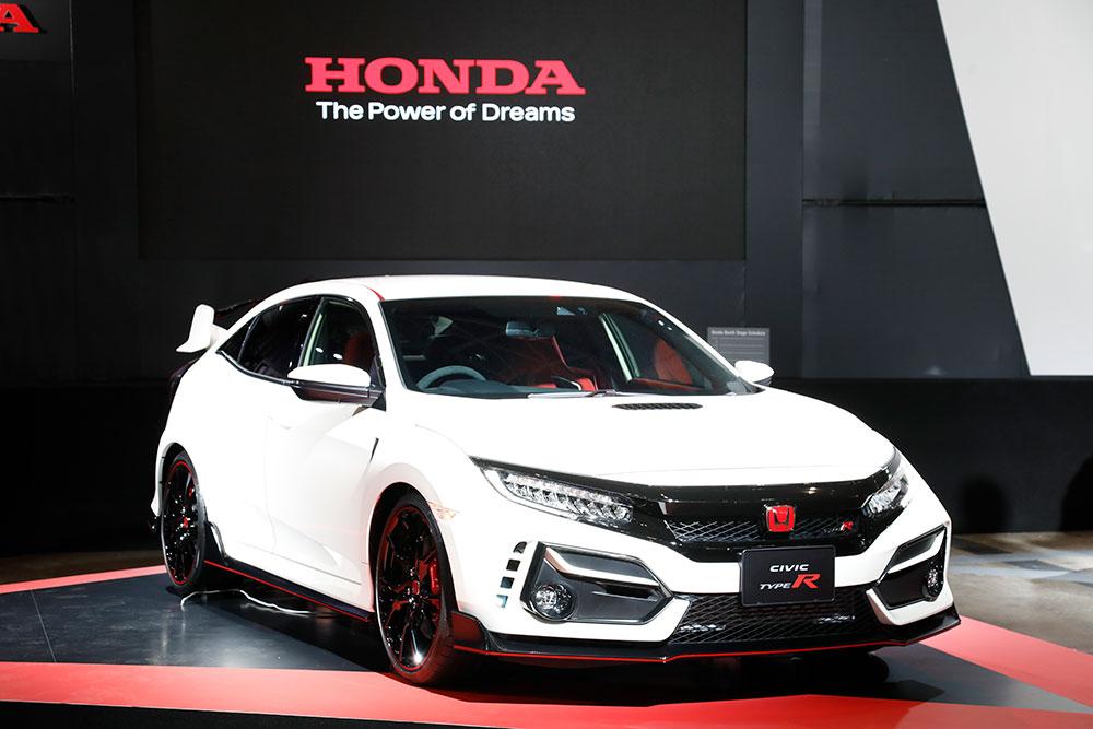 画像: 東京オートサロン・ホンダブース現地リポート!市販車もレース車両もカッコいい!! - A Little Honda | ア・リトル・ホンダ(リトホン)