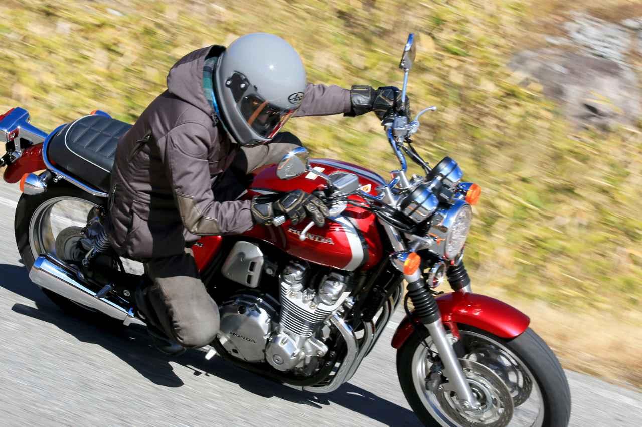 画像3: CB1100EXは『バイクと一緒に走る』バイク