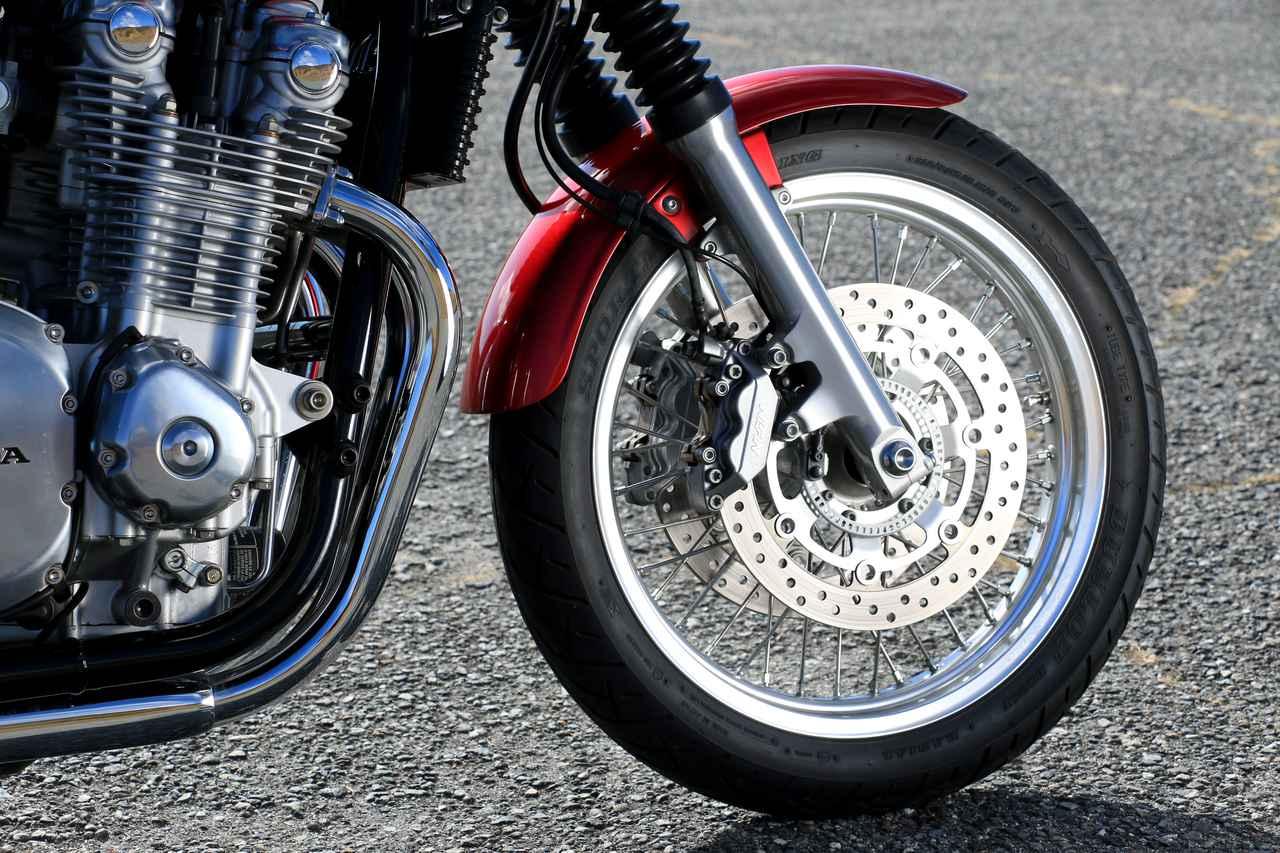 画像1: CB1100EXは『バイクと一緒に走る』バイク