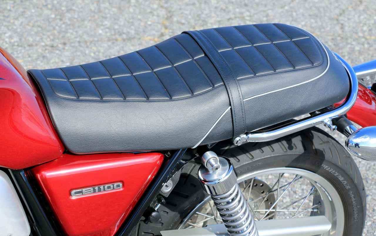 画像5: CB1100EXは『バイクと一緒に走る』バイク
