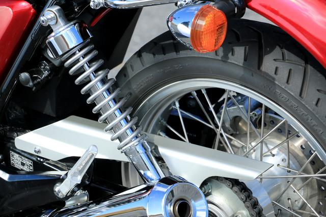 画像2: CB1100EXは『バイクと一緒に走る』バイク