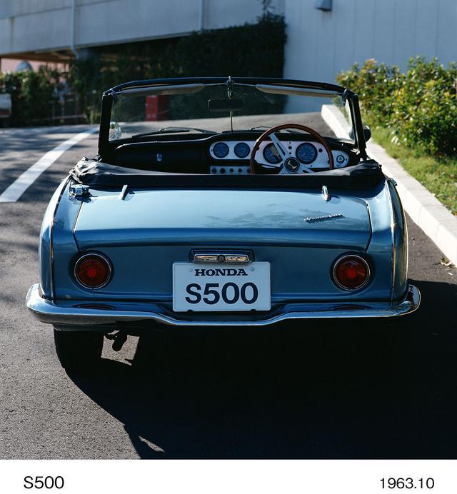 画像2: オープンカー造りにこだわるホンダの勇気に拍手!【みんなの知らないホンダvol.1】