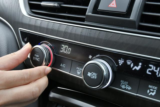 画像: 直感的に使いやすい操作ボタン