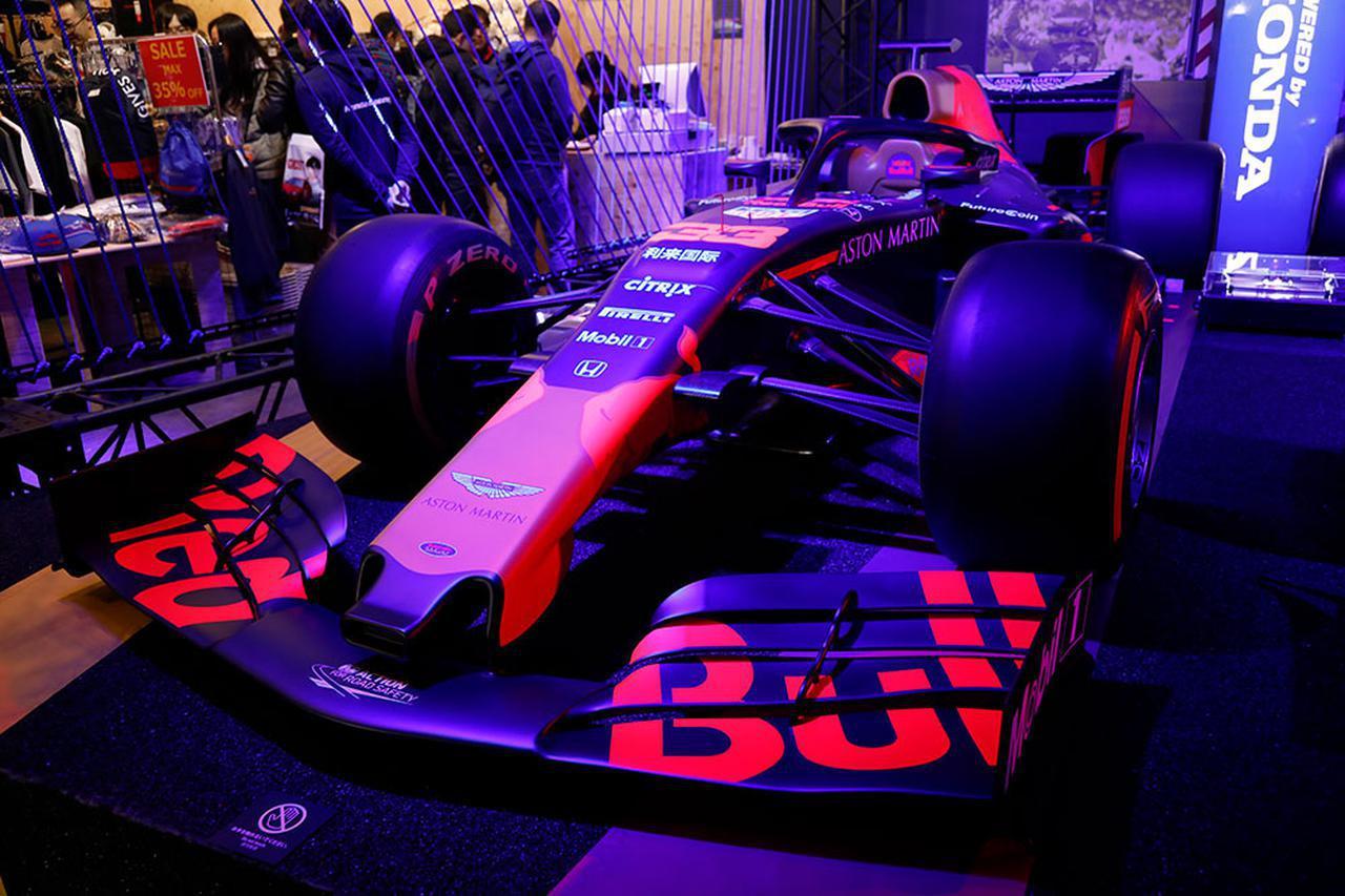 画像: 【Red Bull Honda編】オートサロン展示車両とともにレースを振り返ろう! - A Little Honda   ア・リトル・ホンダ(リトホン)