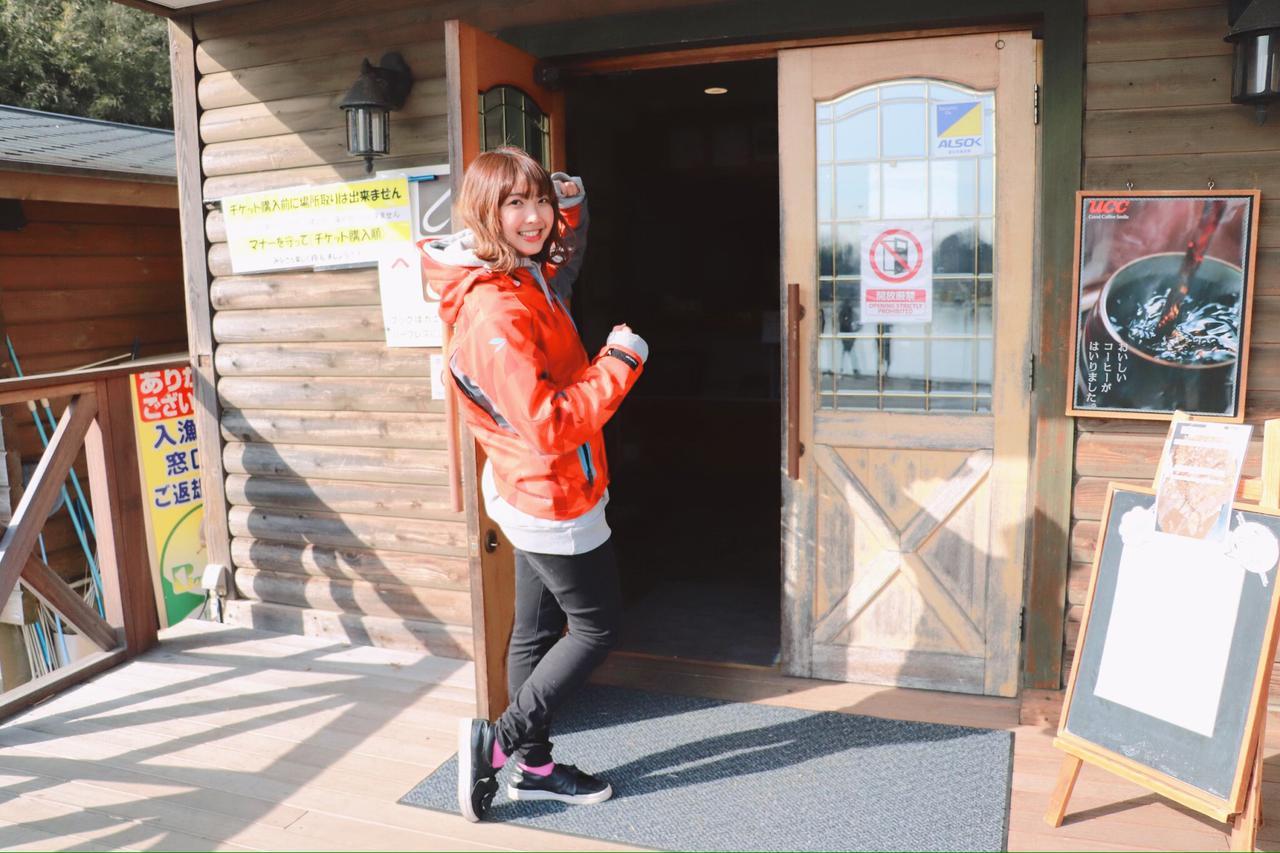 画像4: Berry Park FISH ON!王禅寺で釣り体験!