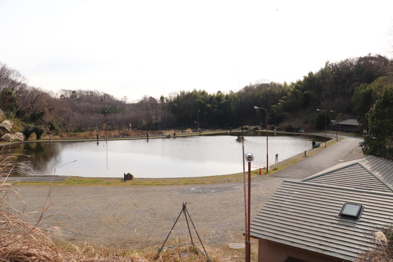 画像: フライ・ルアー・テンカラが楽しめるジロー池