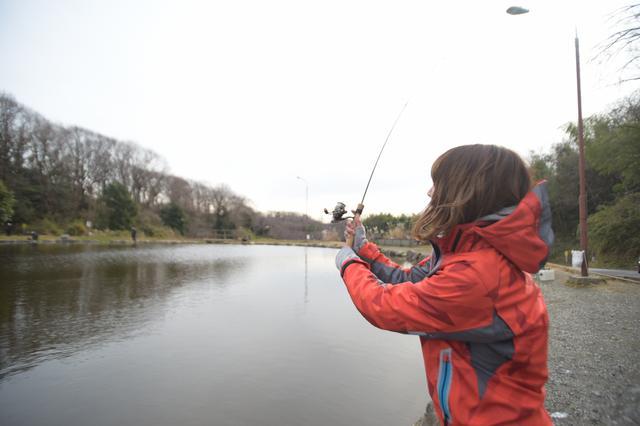 画像3: 釣り開始!!