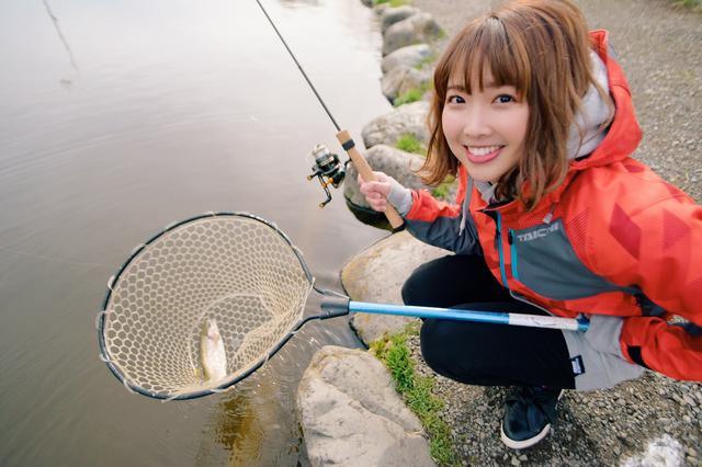 画像4: 釣り開始!!