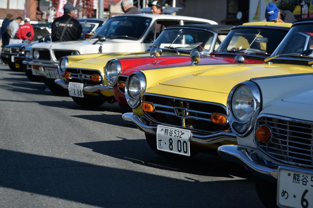 画像3: なんだか懐かしい。お祭りとホンダの名車たちがコラボレーション!