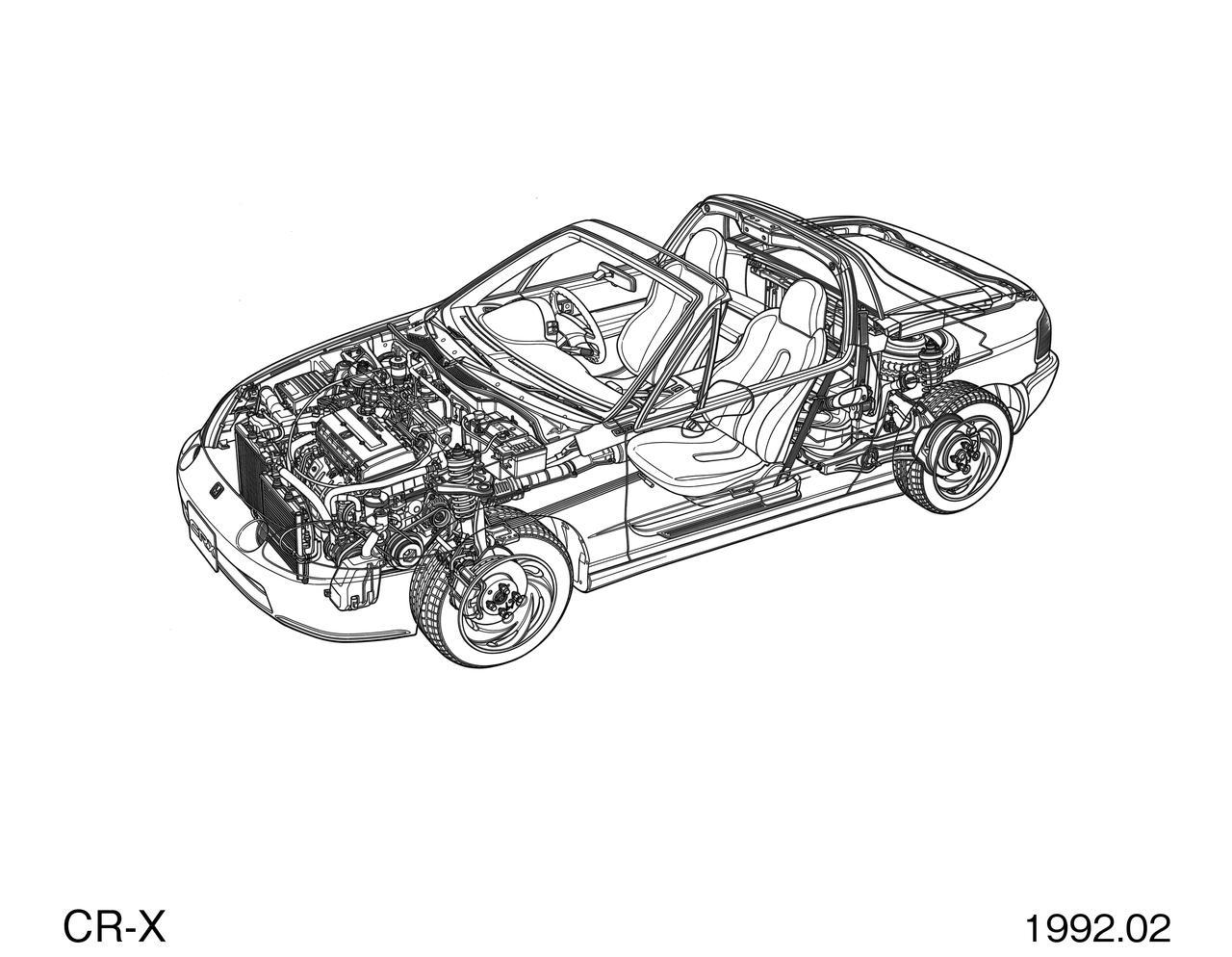 Images : 5番目の画像 - すべての画像を見る(クリックして拡大) - A Little Honda   ア・リトル・ホンダ(リトホン)