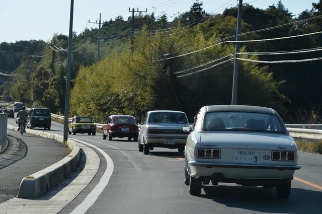画像7: まるで昭和にタイムスリップ!旧ホンダ車が大集合【地球に帰るまで、もう少し。Vol.35】