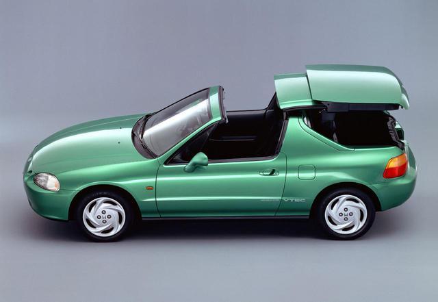 画像: CR-Xデルソルのトランストップはマジックショーだった!【みんなの知らないホンダvol.3】 - A Little Honda | ア・リトル・ホンダ(リトホン)