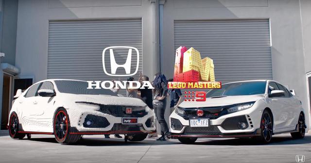 画像: 32万個のレゴで完全再現!ホンダ車「シビック タイプR」原寸大で公開スタート!! - A Little Honda   ア・リトル・ホンダ(リトホン)