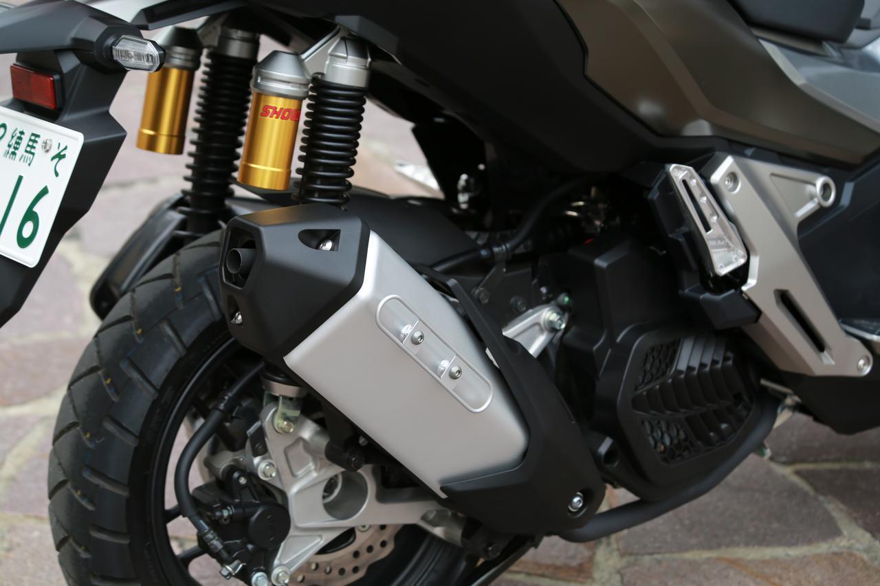 画像1: 【注文殺到】ホンダの新型軽二輪スクーターADV150に注目!