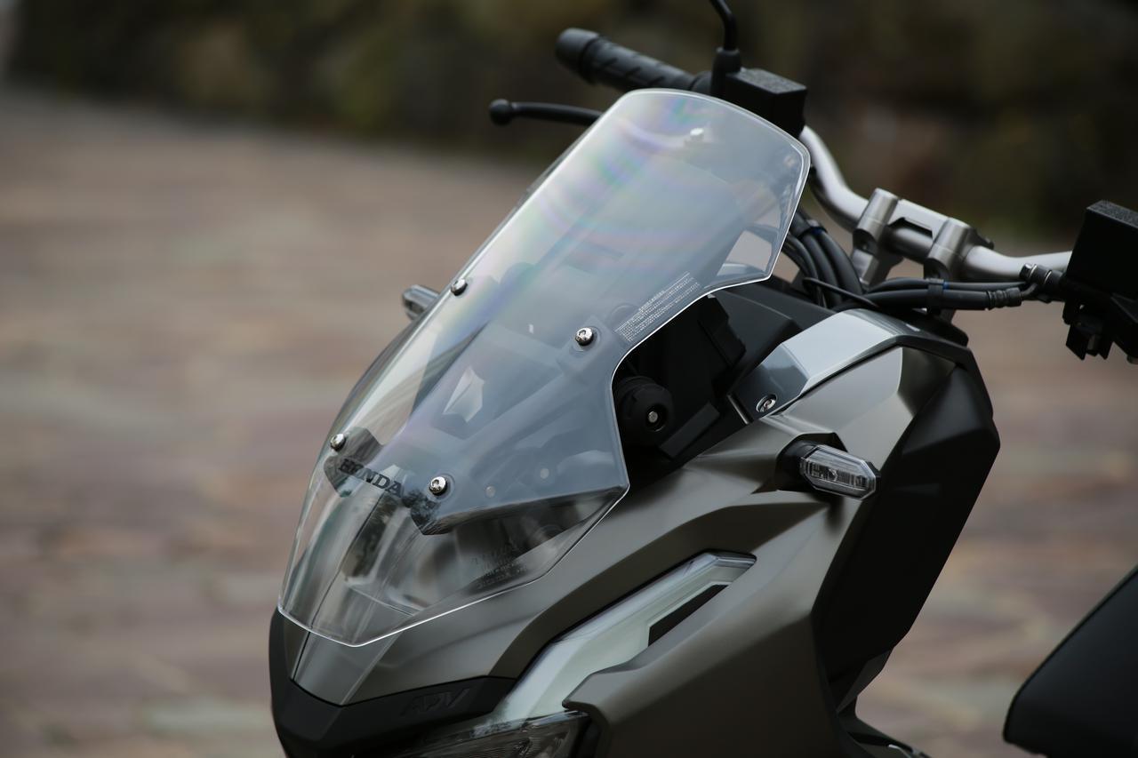 画像3: 【注文殺到】ホンダの新型軽二輪スクーターADV150に注目!