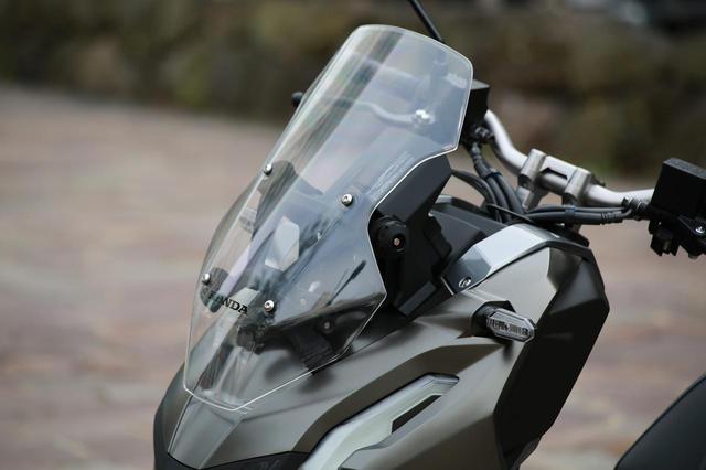 画像4: 【注文殺到】ホンダの新型軽二輪スクーターADV150に注目!