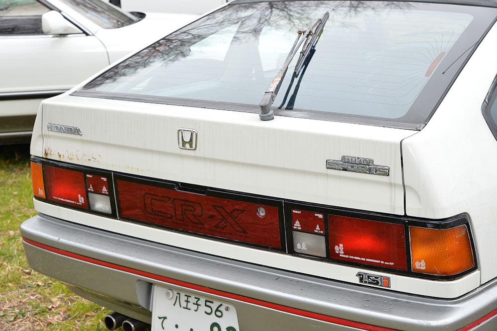 画像2: 個性が光る!魅力的な80年代のホンダ車たち【地球に帰るまで、もう少し。Vol.37】