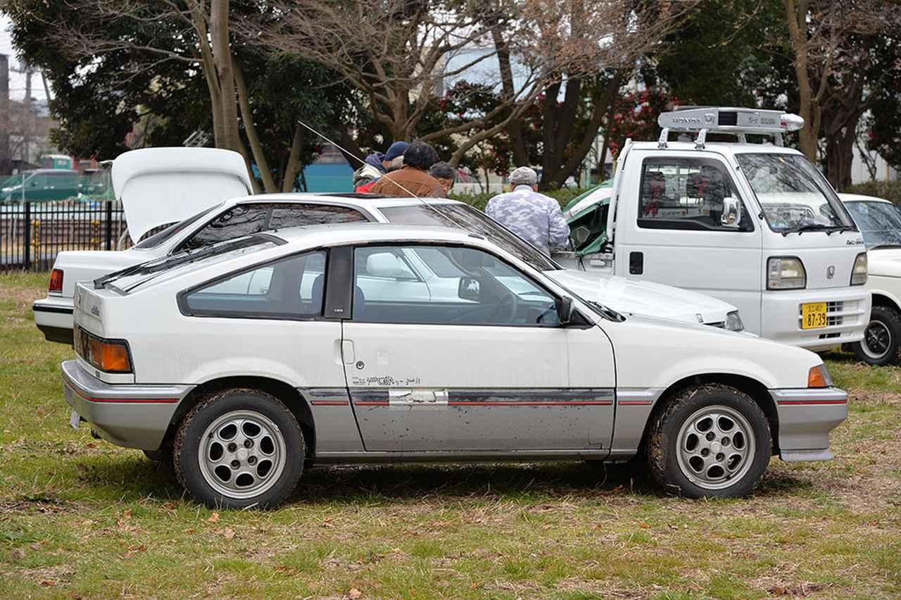 画像2: 懐かしいホンダ車たちが勢揃い!あなたは何台知ってる?