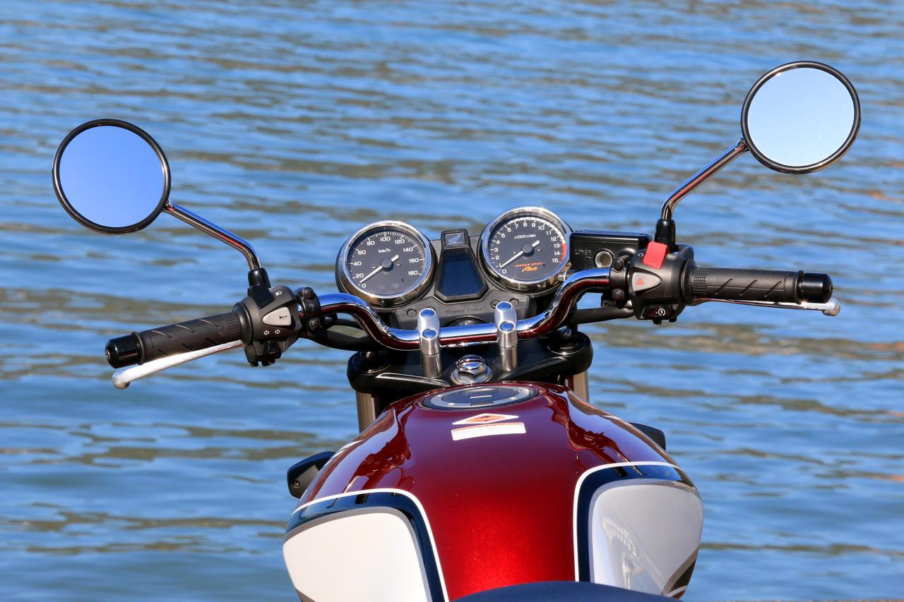 画像2: スポーツバイクとして考えるCB400SF