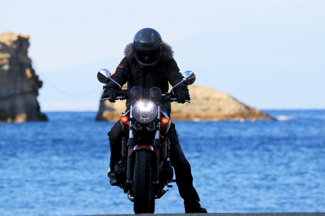 画像5: スポーツバイクとして考えるCB400SF
