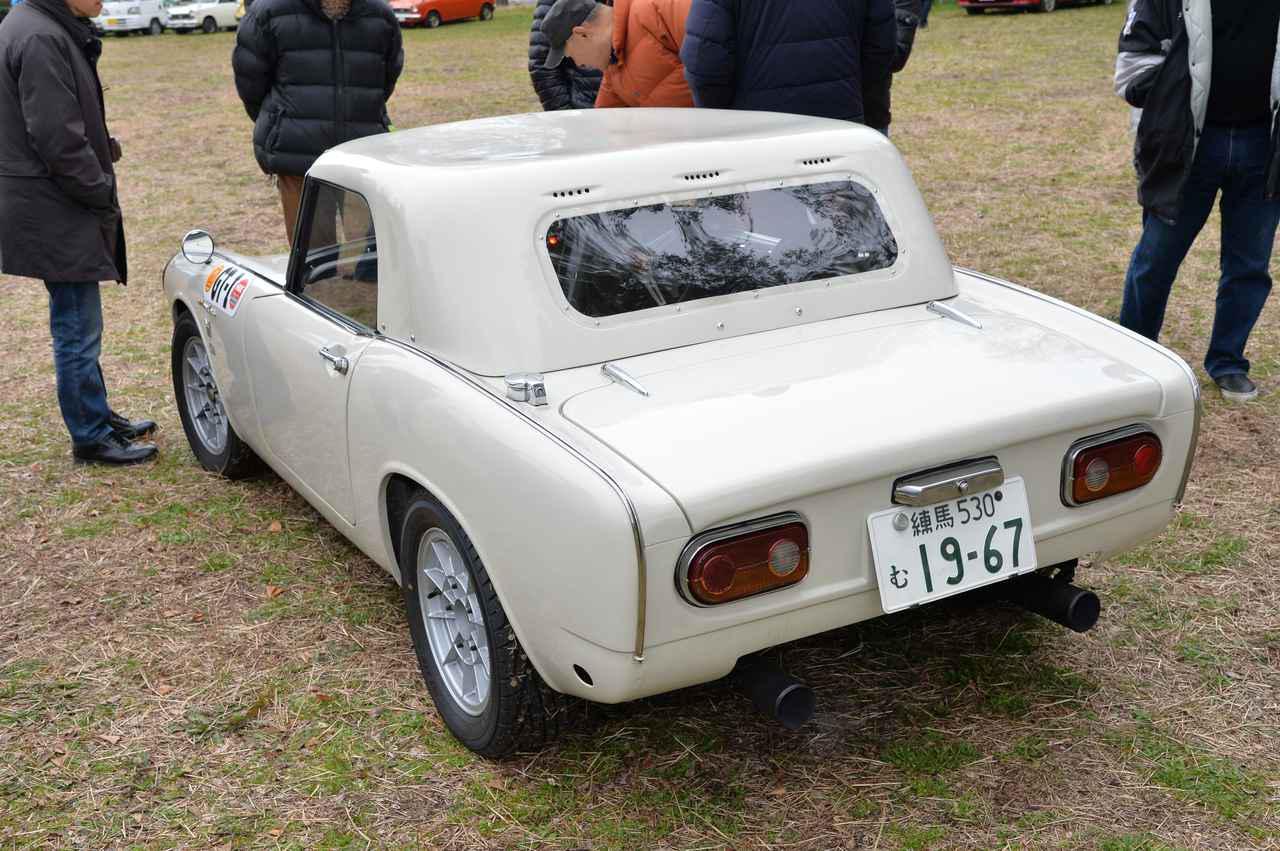 画像11: レア車続々!独創的な70年代のホンダ車たち【地球に帰るまで、もう少し。Vol.38】