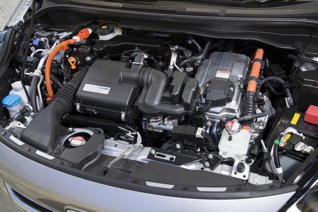 画像: e:HEV BASICはWLTCモードで燃料消費率29.4km/Lを実現。※装着するオプションなどにより異なる場合もある