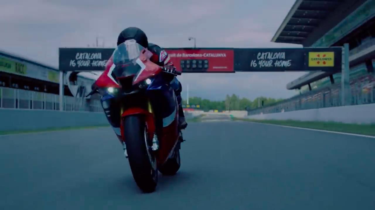 画像: マルク・マルケスが、新型CBR1000RR-Rを評価する動画です!! - A Little Honda   ア・リトル・ホンダ(リトホン)