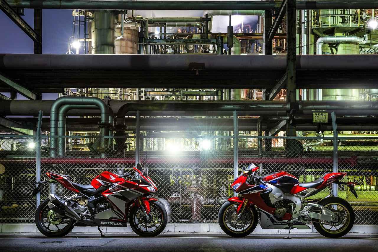 画像: CBR250RR vs CBR1000RR SP 恐るべき、ホンダの技術 - A Little Honda   ア・リトル・ホンダ(リトホン)