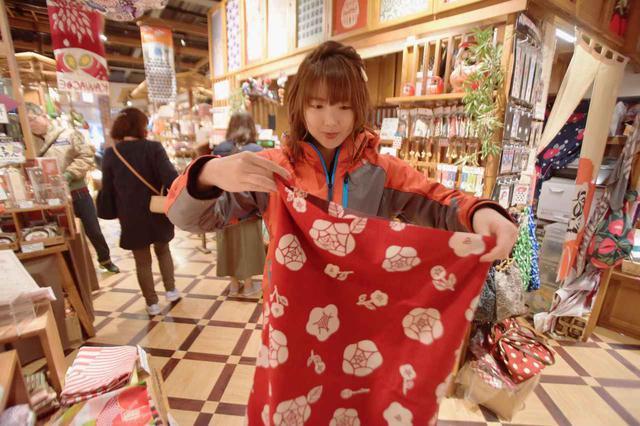 画像4: まるで和のテーマパーク!日本文化の魅力を再発見‼︎【声優・西田望見のA Little♡Rider @ADV150】