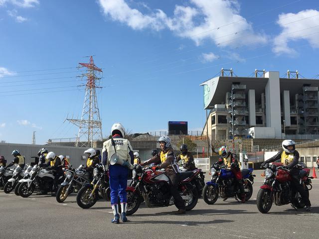 画像1: バイクを楽しく学んで走るイベント「STEC Bike Only Day」!!