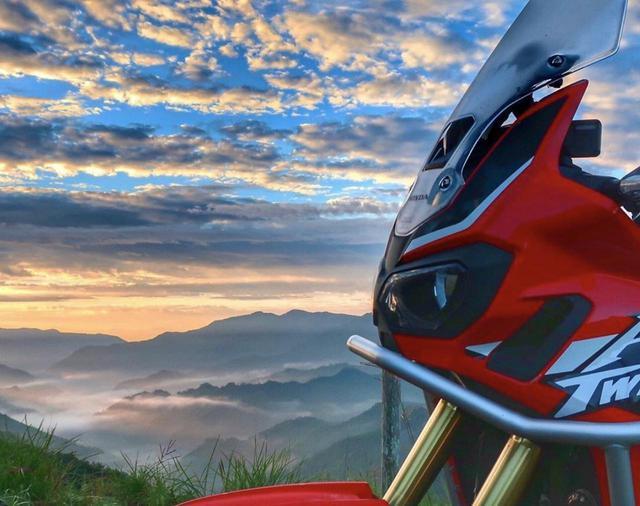 画像: 幻想的な景色×ホンダバイク【リトホンインスタ部vol.93】 - A Little Honda | ア・リトル・ホンダ(リトホン)