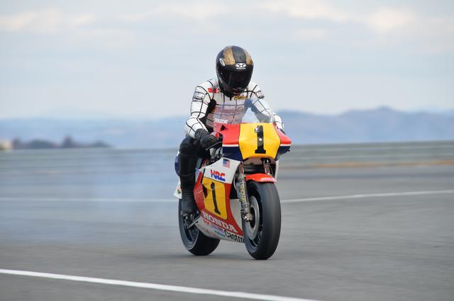 画像4: ホンダ歴代のレーシングマシン動態確認テストに密着!【地球に帰るまで、もう少し。Vol.39】