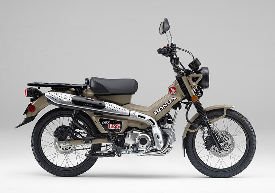 画像: CT125・ハンターカブは、税込44万円で6月26日に発売です!! - A Little Honda   ア・リトル・ホンダ(リトホン)