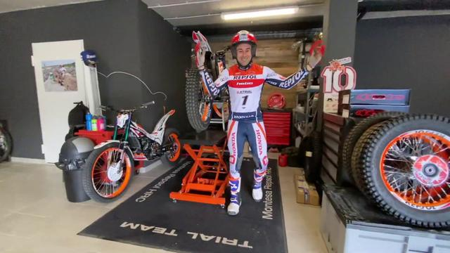画像: Toni Bou se queda en casa / Toni Bou stays at home youtu.be
