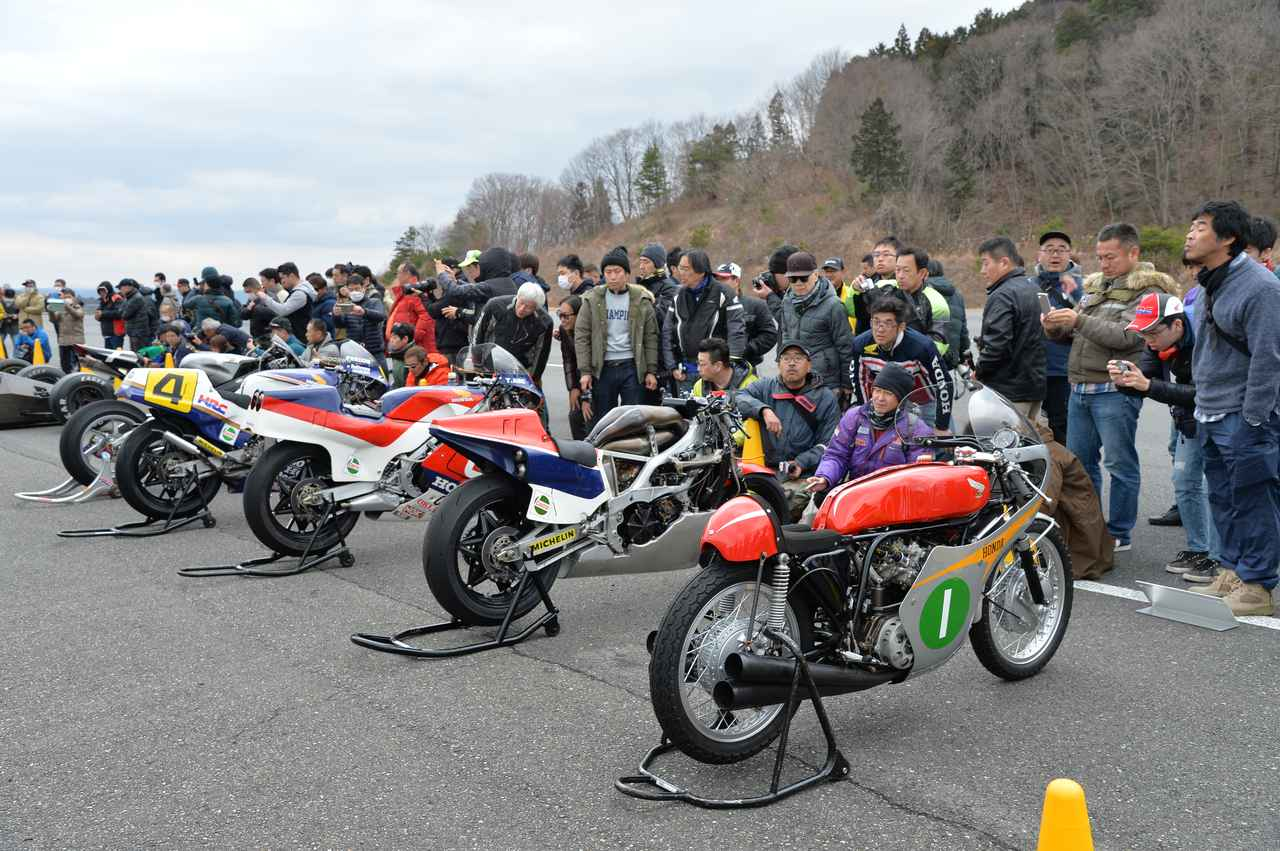 Images : 13番目の画像 - ホンダ歴代のレーシングマシン動態確認テスト 画像一覧(クリックして拡大) - A Little Honda | ア・リトル・ホンダ(リトホン)