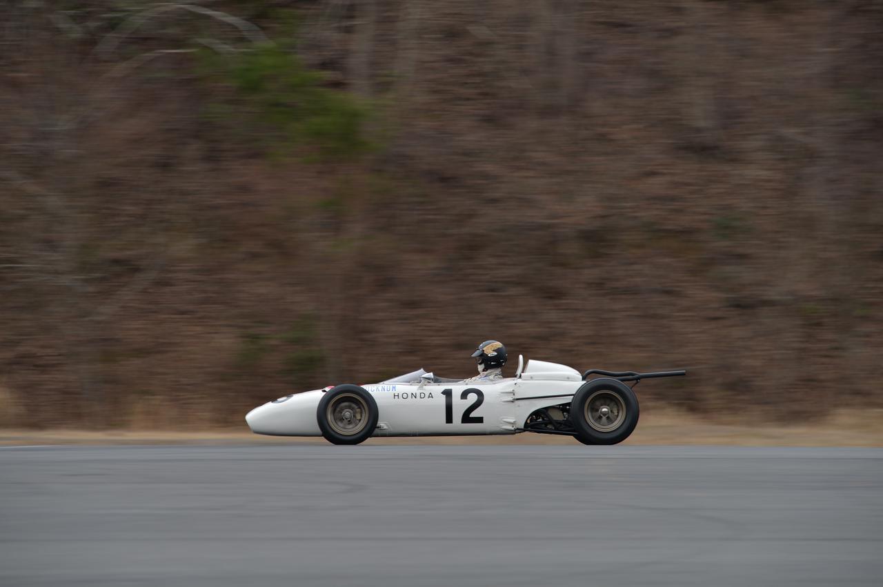 Images : 14番目の画像 - ホンダ歴代のレーシングマシン動態確認テスト 画像一覧(クリックして拡大) - A Little Honda | ア・リトル・ホンダ(リトホン)