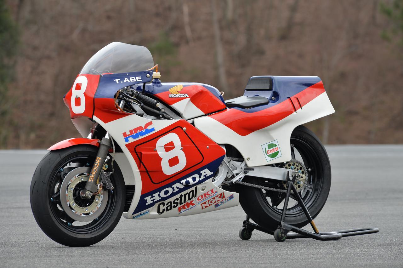 Images : 3番目の画像 - ホンダ歴代のレーシングマシン動態確認テスト 画像一覧(クリックして拡大) - A Little Honda | ア・リトル・ホンダ(リトホン)